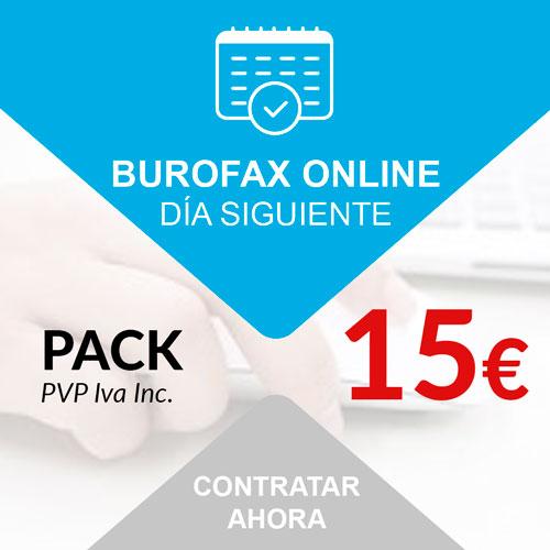 burofax online certificado