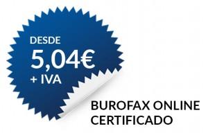 precio-burofax-online-certificado
