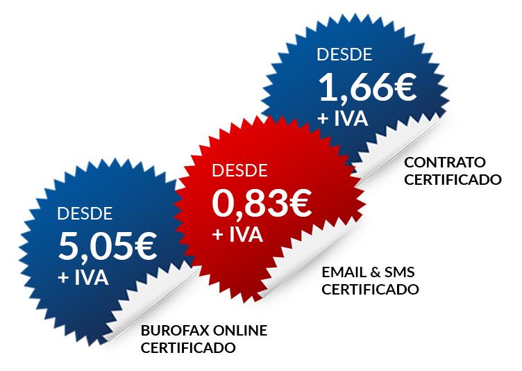 campaña-sello-burofax-email-contratos certificados