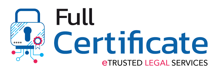 Full Certificate