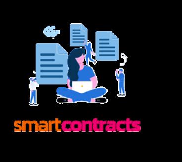 Contratos inteligentes<br>Procesos automatizados<br>Validez legal